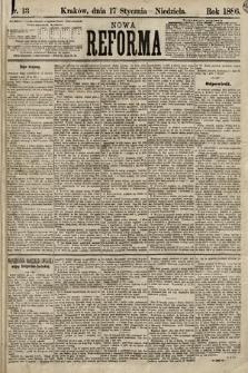 Nowa Reforma. 1886, nr13