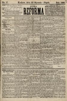 Nowa Reforma. 1886, nr17