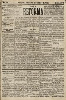 Nowa Reforma. 1886, nr18