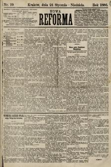 Nowa Reforma. 1886, nr19