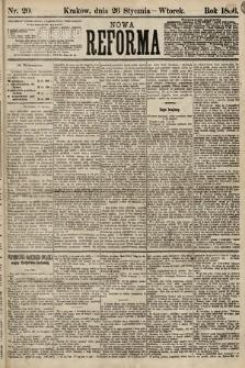Nowa Reforma. 1886, nr20