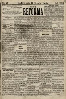 Nowa Reforma. 1886, nr21
