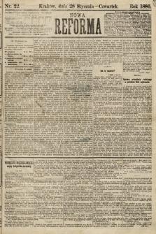 Nowa Reforma. 1886, nr22
