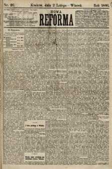 Nowa Reforma. 1886, nr26