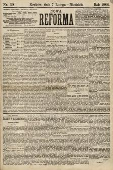 Nowa Reforma. 1886, nr30