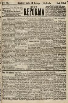 Nowa Reforma. 1886, nr36