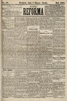Nowa Reforma. 1886, nr50