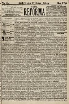Nowa Reforma. 1886, nr70