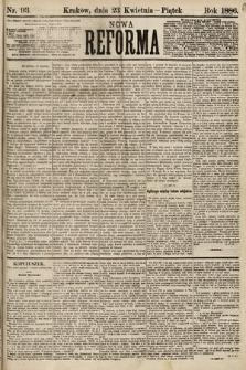 Nowa Reforma. 1886, nr93