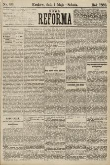 Nowa Reforma. 1886, nr99