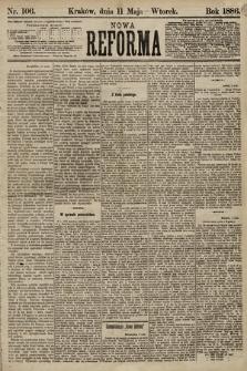 Nowa Reforma. 1886, nr106
