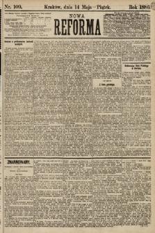 Nowa Reforma. 1886, nr109
