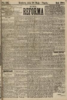 Nowa Reforma. 1886, nr121