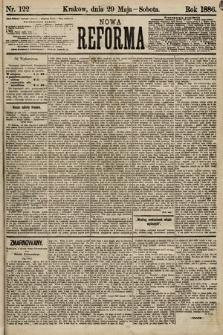 Nowa Reforma. 1886, nr122