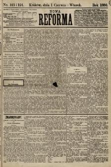 Nowa Reforma. 1886, nr123 i124