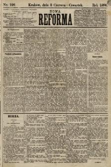 Nowa Reforma. 1886, nr126
