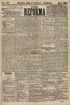 Nowa Reforma. 1886, nr128