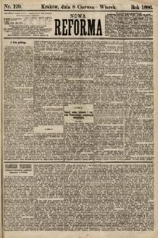 Nowa Reforma. 1886, nr129