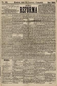 Nowa Reforma. 1886, nr131