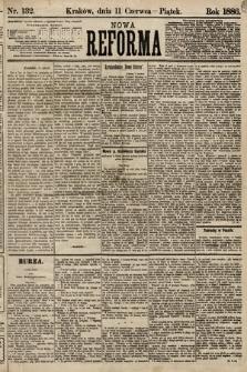 Nowa Reforma. 1886, nr132