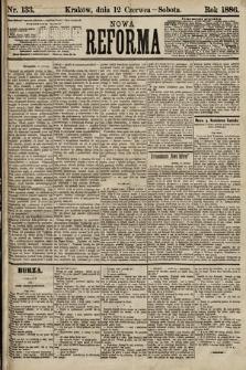 Nowa Reforma. 1886, nr133