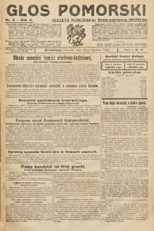 Głos Pomorski. 1924, nr8