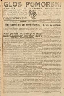 Głos Pomorski. 1924, nr136