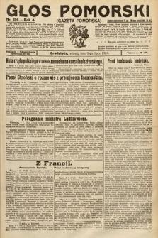 Głos Pomorski. 1924, nr156