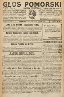 Głos Pomorski. 1924, nr302