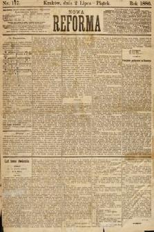 Nowa Reforma. 1886, nr147