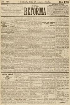 Nowa Reforma. 1886, nr169
