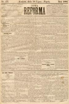 Nowa Reforma. 1886, nr171