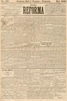 Nowa Reforma. 1886, nr173