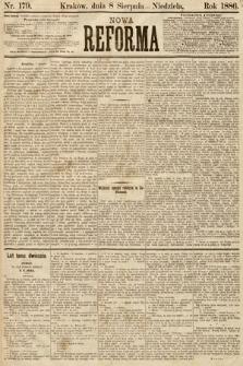 Nowa Reforma. 1886, nr179