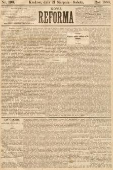 Nowa Reforma. 1886, nr190