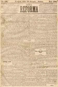 Nowa Reforma. 1886, nr196