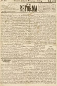 Nowa Reforma. 1886, nr212