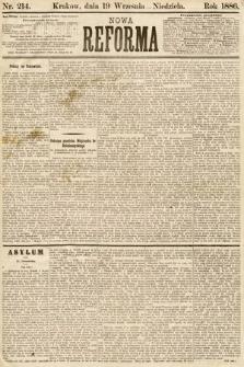Nowa Reforma. 1886, nr214