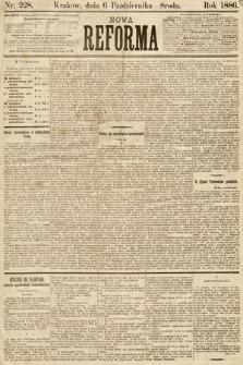 Nowa Reforma. 1886, nr228