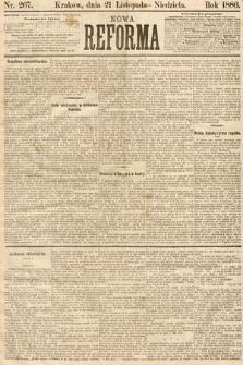 Nowa Reforma. 1886, nr267