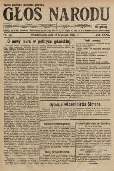 Głos Narodu. 1925, nr15
