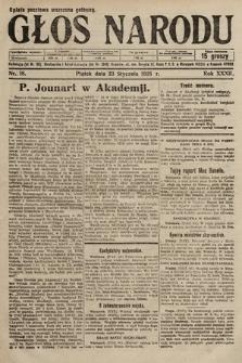 Głos Narodu. 1925, nr18