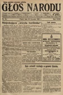 Głos Narodu. 1925, nr24
