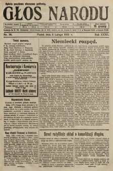Głos Narodu. 1925, nr30