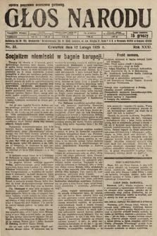 Głos Narodu. 1925, nr35