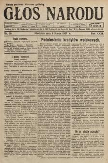 Głos Narodu. 1925, nr50