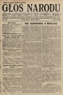 Głos Narodu. 1925, nr52