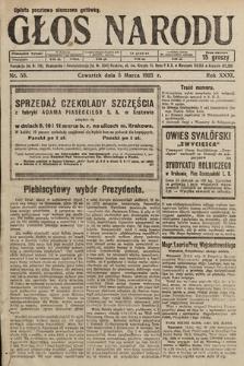 Głos Narodu. 1925, nr53