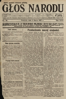 Głos Narodu. 1925, nr56