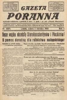 Gazeta Poranna. 1920, nr5009
